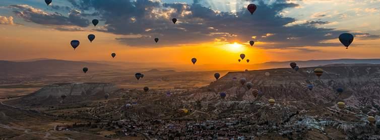 kapadokya baloon