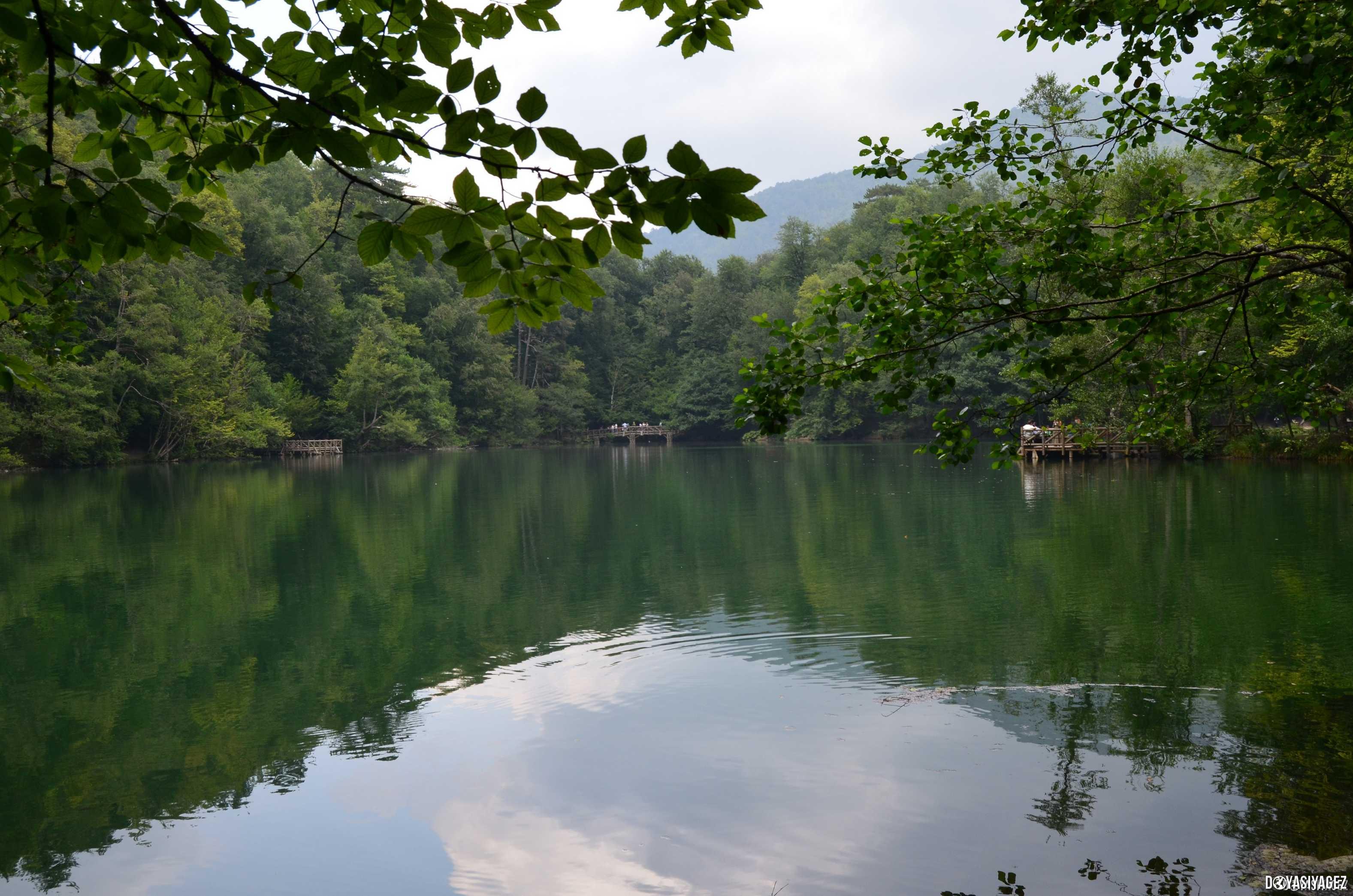 yedigöller kmp göl