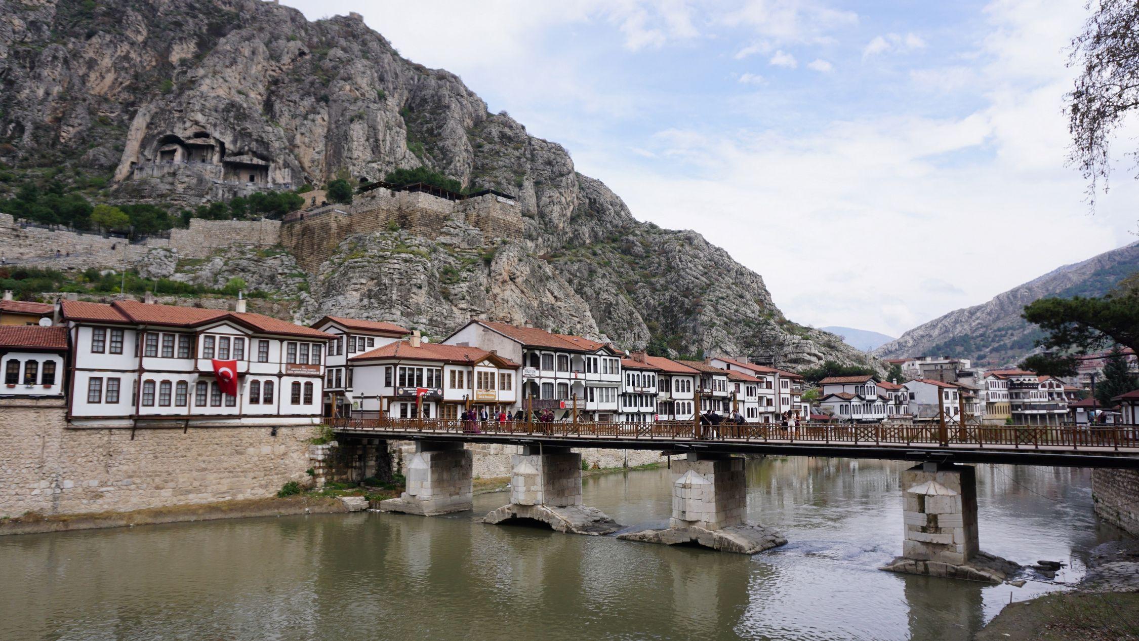 amasya köprüleri