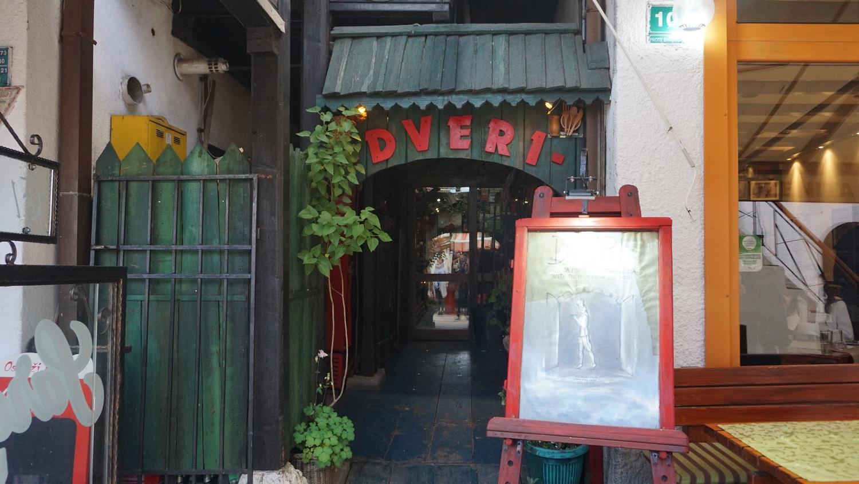 dveri saraybosna